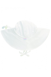 RuffleButts Sun Hat - Front cropped