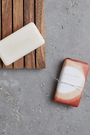 mersea Sun Kissed Bar Soap - Front cropped