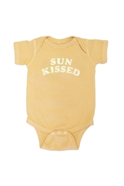 Feather 4 Arrow Sun Kissed Onesie - Front cropped