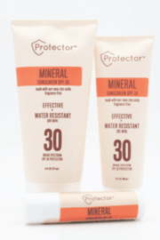 Protector Brand Sun Lotion 30spf 3oz - Front cropped