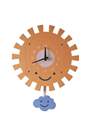 Modern Moose Sun Pendulum Clock - Product Mini Image