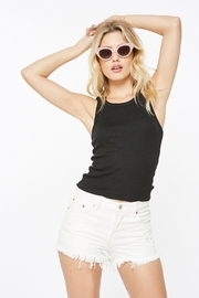Project Social T Sun's Out Halter - Front cropped