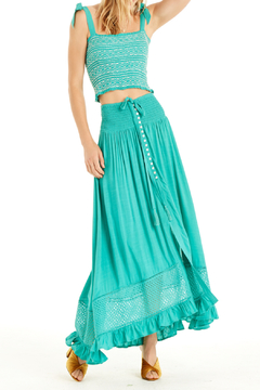 Patrons of Peace Sun Shining Maxi Skirt - Product List Image