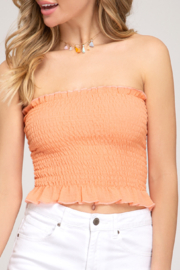 She and Sky Sun Shiny Days  top - Front cropped