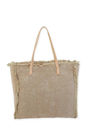 sun and sand Beach Bound Tote - Front cropped