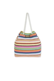 sun and sand Stripes Gap Tote - Front cropped