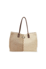 sun and sand Trefall Shoulder Tote - Product Mini Image