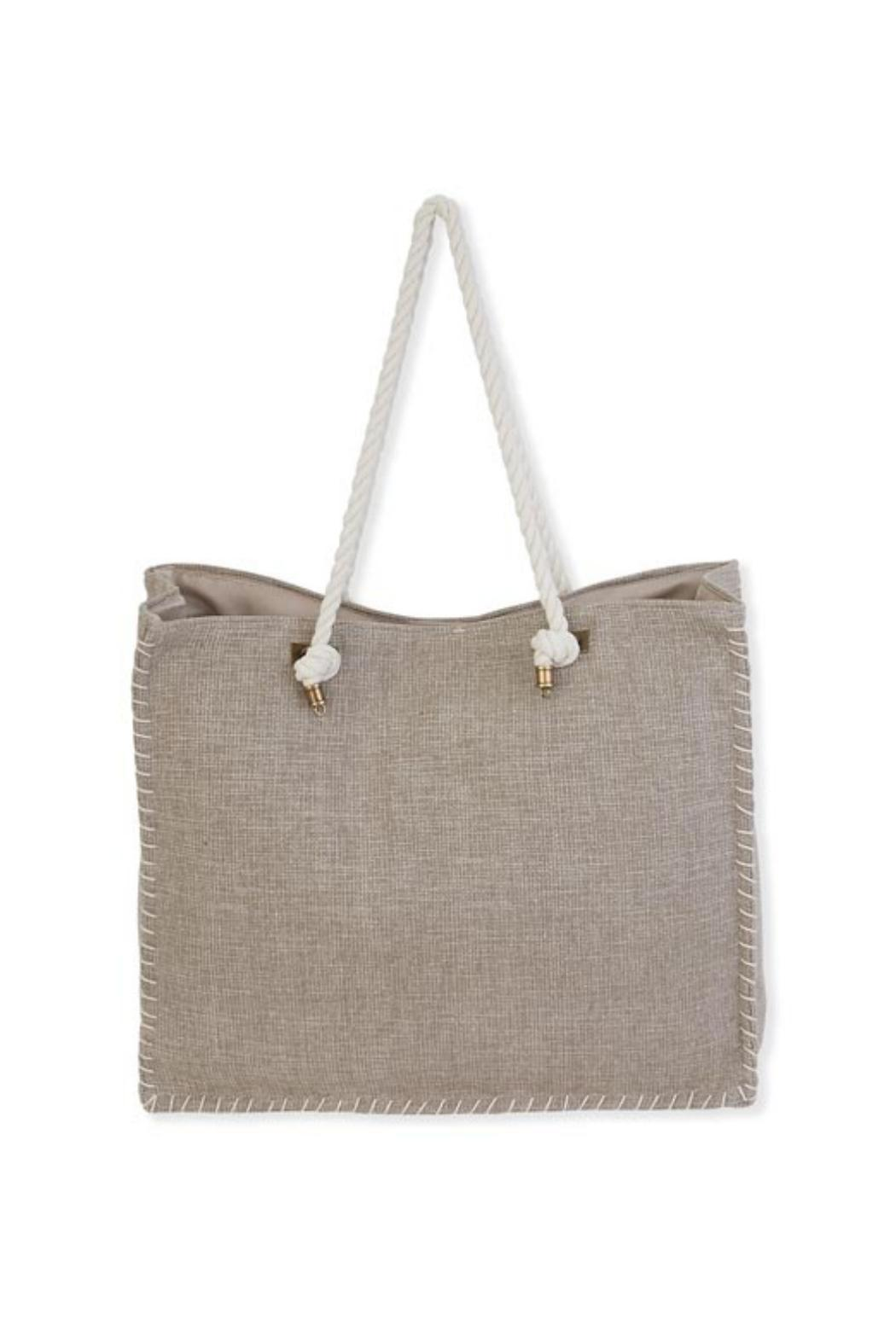 Sun N Sand Milos Tote Front Cropped Image