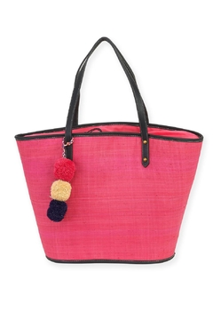 Shoptiques Product: Soul Power Straw Tote