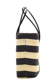 Sun n Sand Striped Tote Bag - Front full body