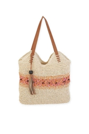 Sun n Sand Tyler  Crochet  Tote - Product Mini Image