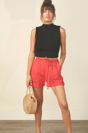 Line & Dot Sunbeams Shorts - Product Mini Image