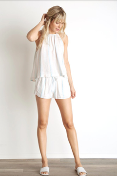 Bella Dahl Sunburst Pleated Short - Product List Image