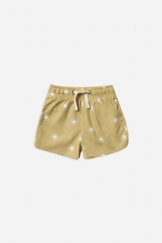Rylee & Cru Sunburst Swim Trunk - Product Mini Image