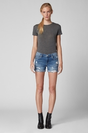 Blank NYC Sunchaser Denim Shorts - Product Mini Image