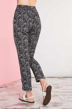 Suncoo Joanne Printed Joggers - Alternate List Image