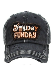 Imagine That Sunday Funday Hat - Front cropped
