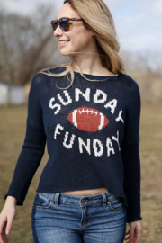Wooden Ships Sunday Funday Sweater - Side cropped