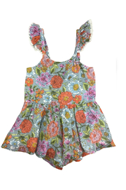 Mimi and Maggie Sunday Morning Romper - Front cropped