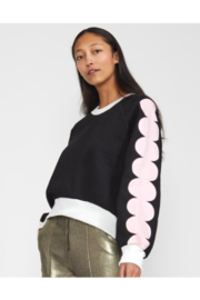 Cynthia Rowley Sunday Printed Sweatshirt - Product Mini Image