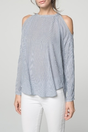 Sundays Cold Shoulder Top - Product Mini Image