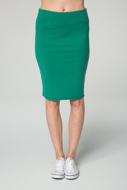 Sundays Knee Length Tube Skirt - Product Mini Image