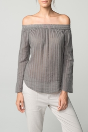 Sundays Off The Shoulder Top - Product Mini Image