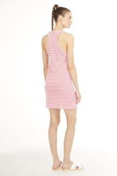 Sundays Terry Stripe Dress - Alternate List Image