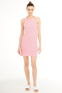 Sundays Terry Stripe Dress - Product List Image