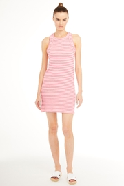 Sundays Terry Stripe Dress - Front cropped