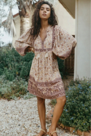 Spell & the Gypsy Collective Sundown Boho Mini Dress - Product Mini Image