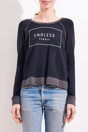 Sundry Endless Summer Pullover - Front cropped