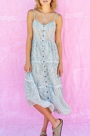 Sundry Love Tiered Sundress - Front cropped