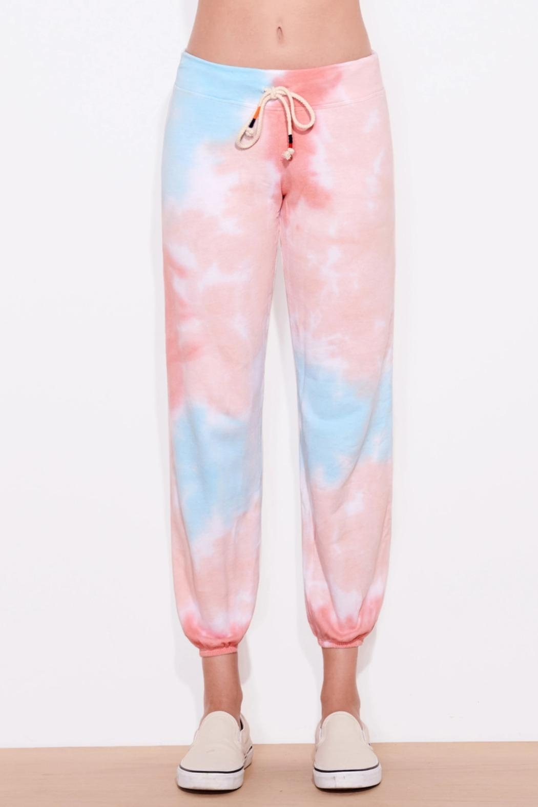 Sundry Multicolor Sweatpants - Front Cropped Image
