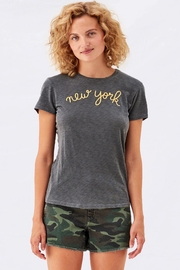 Sundry Newyork Boy Tee - Front cropped
