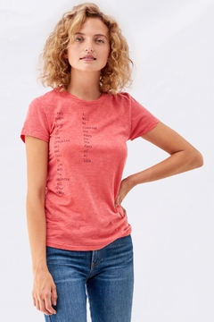 Sundry Quote Boy Tee - Product List Image