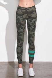 Sundry Camo Leggings - Product Mini Image