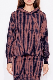Sundry Tie Dye Hoodie - Front cropped