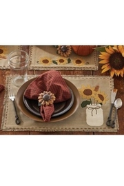 Park Designs Sunflower Applique Placemat - Product Mini Image