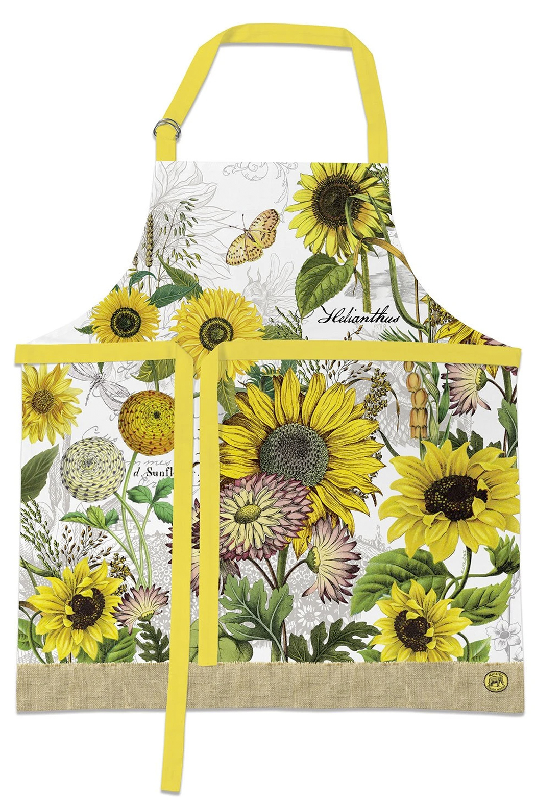 Michel Design Works Sunflower Apron - Main Image