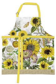Michel Design Works Sunflower Apron - Front cropped