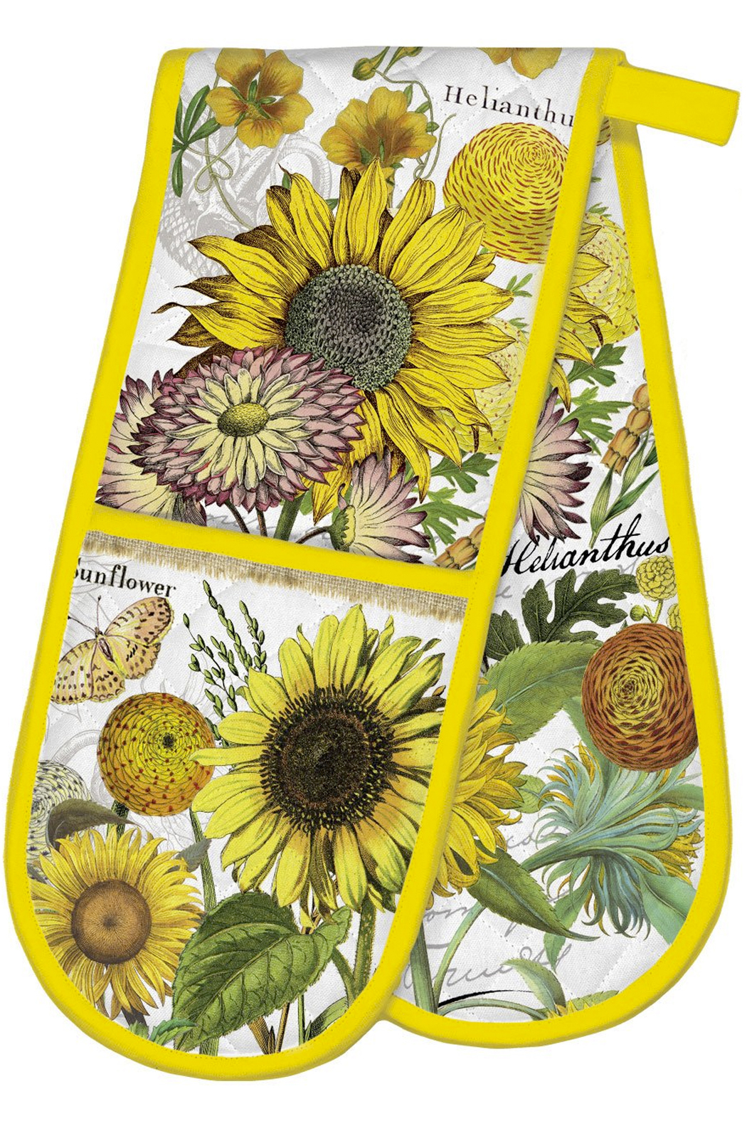 Michel Design Works Sunflower Double Oven Glove - Main Image