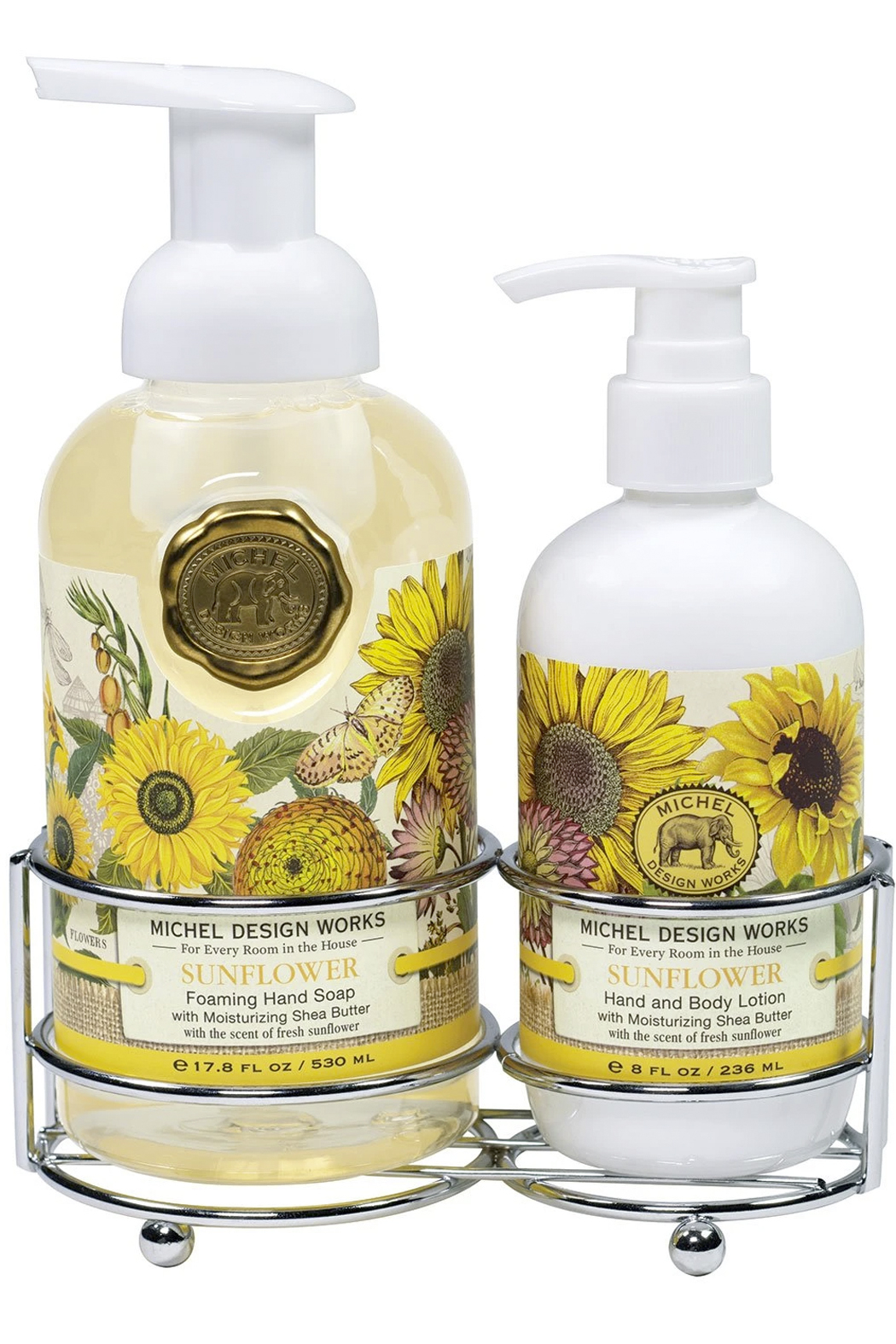 Michel Design Works Sunflower Handcare Caddy - Main Image