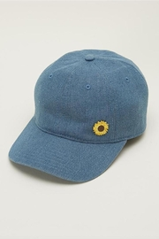 O'Neill Sunflower Pin Cap - Product Mini Image