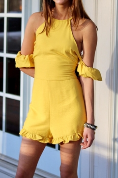 Shoptiques Product: Sunflower Romper