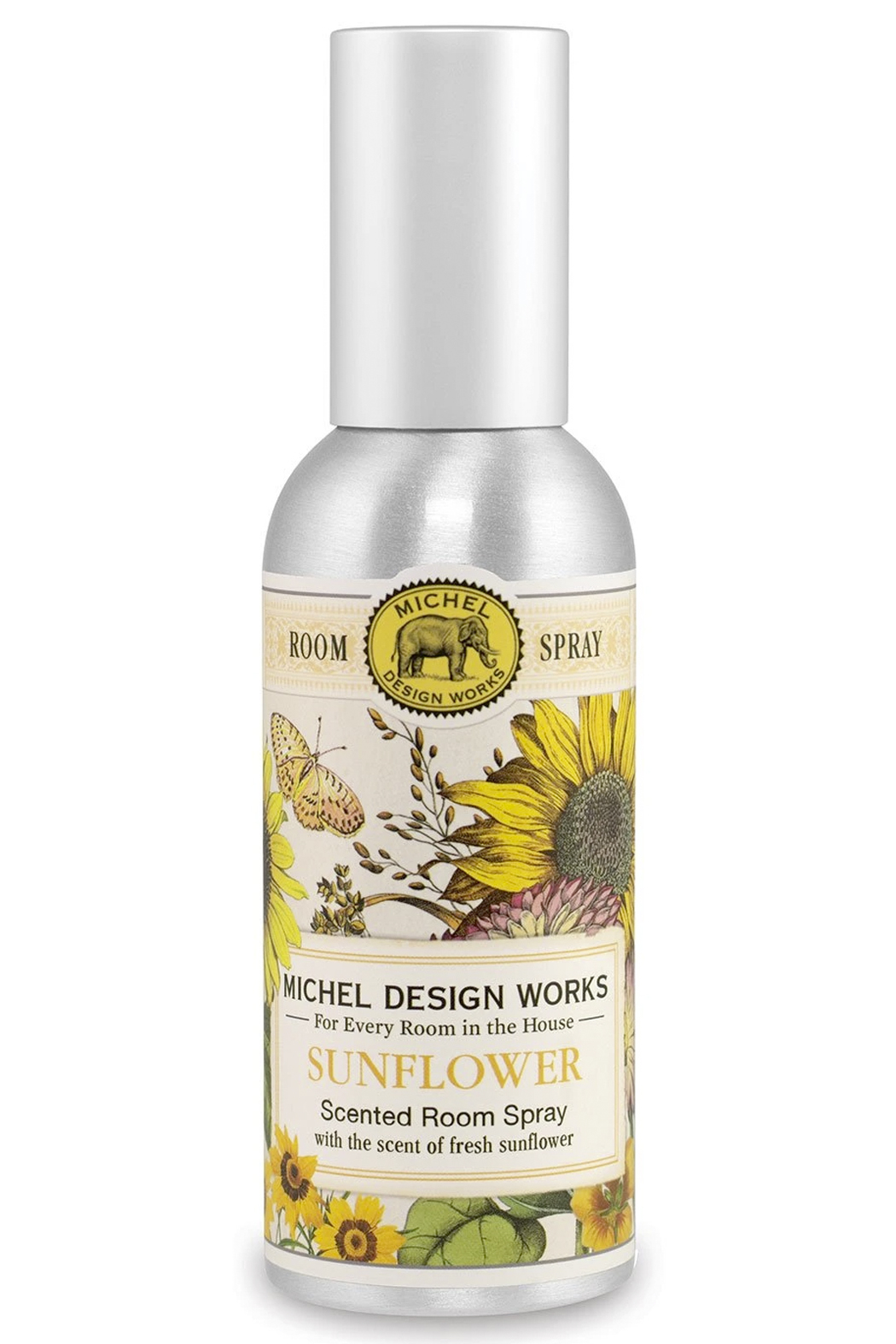Michel Design Works Sunflower Scented Room Spray 3.4 fl oz - Front Cropped Image