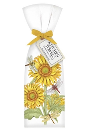 Mary Lake-Thompson Sunflower Towel Set - Product Mini Image