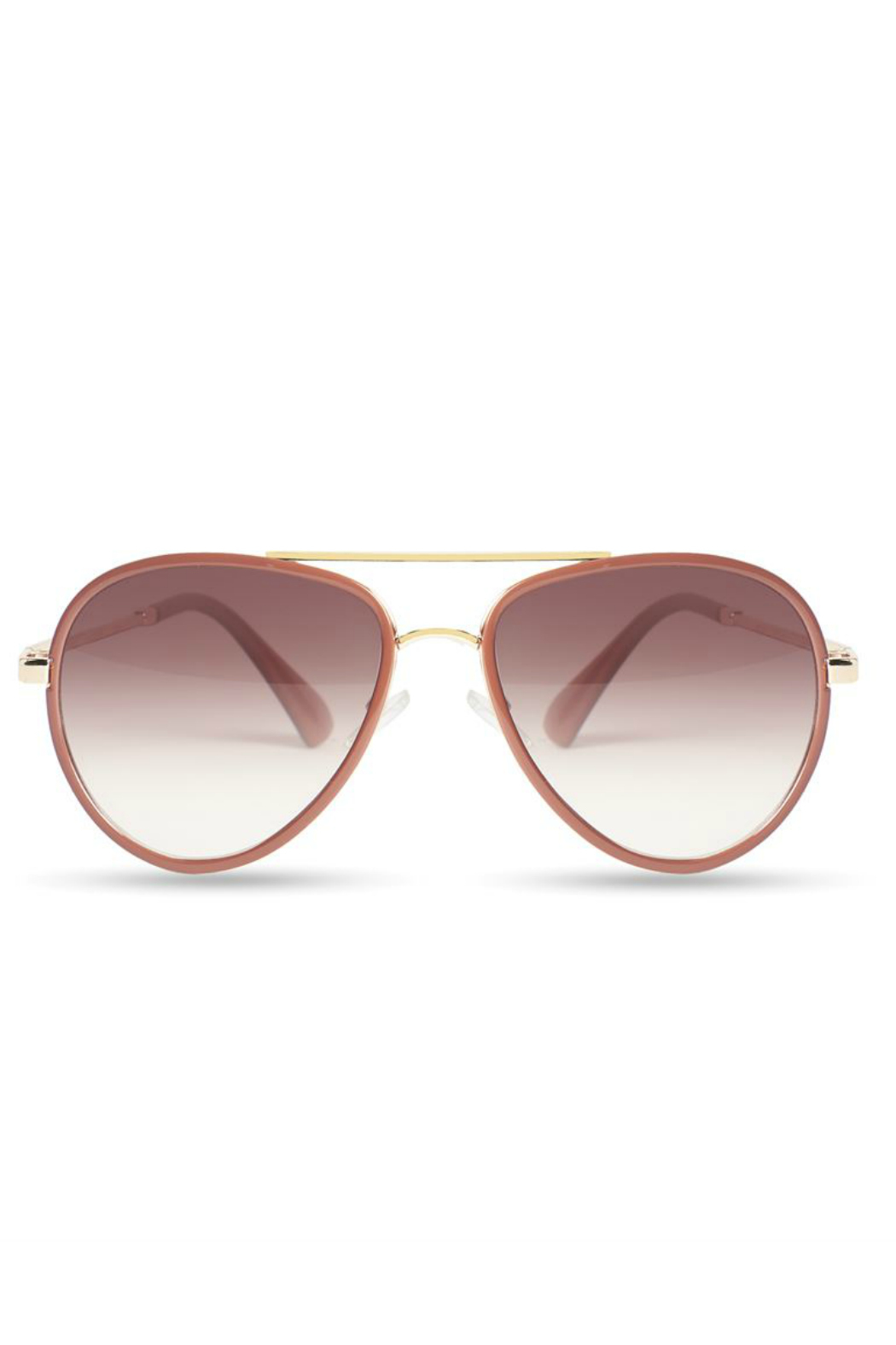 Coco + Carmen Sunglasses - Front Cropped Image