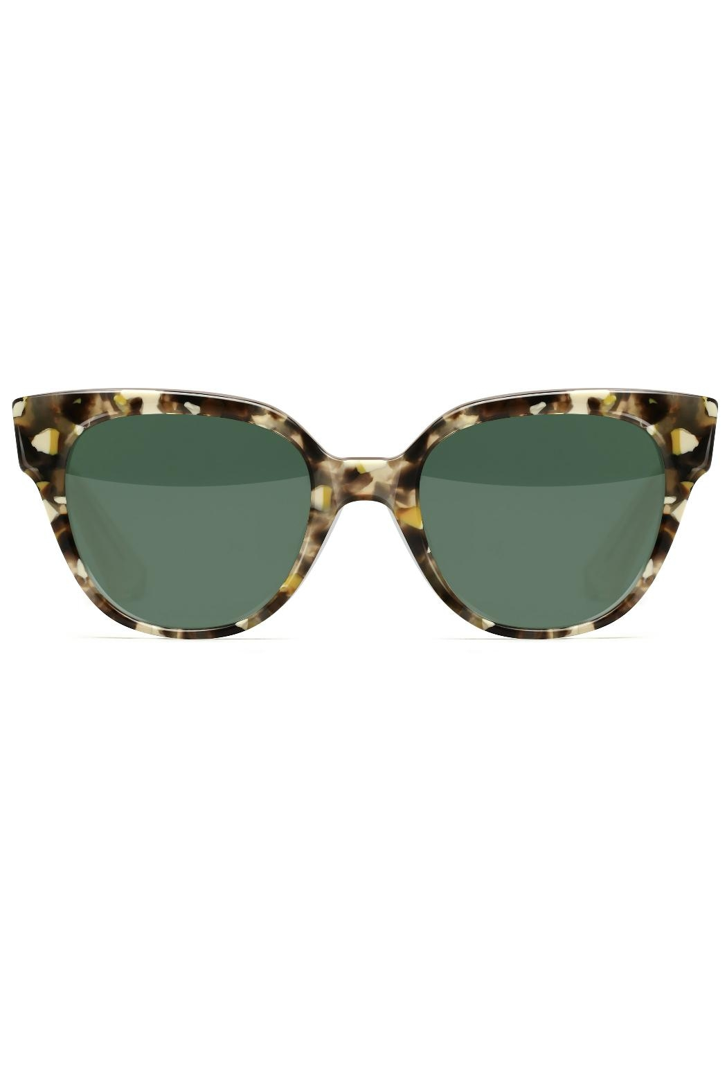 Elizabeth and james Sunglasses Avory Tortoise - Main Image