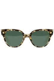 Elizabeth and james Sunglasses Avory Tortoise - Front cropped